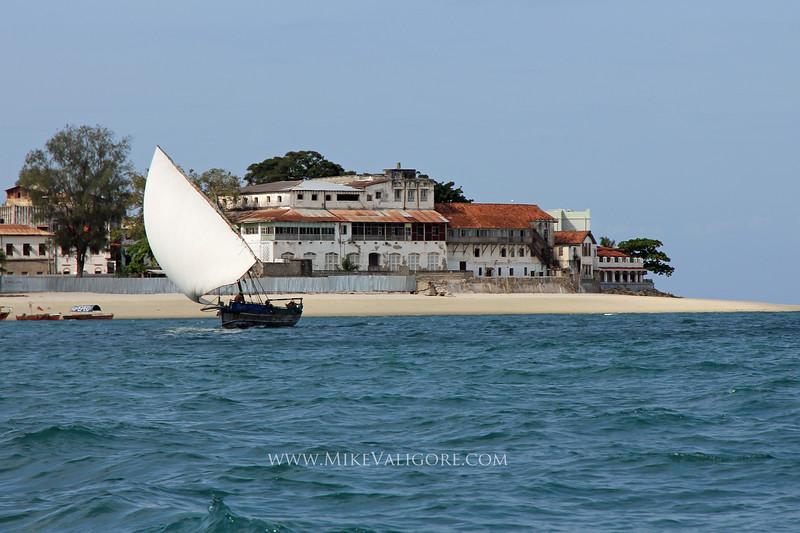 Dhow<br /> Stone Town, Zanzibar
