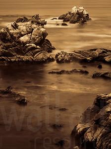 Rocky Shore 001 | Wall Art Resource