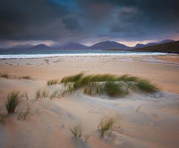 Dawn at Luskentyre, Outer Hebrides, Scotland
