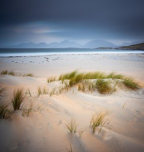Three minutes at Luskentyre, Outer Hebrides