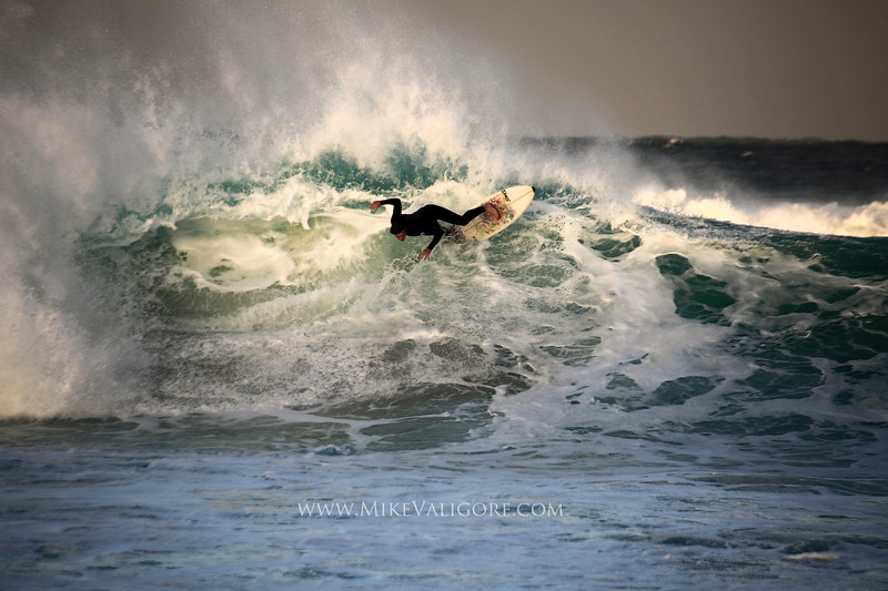 Storm Surfing<br /> South Maroubra, Australia