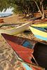 Mozamique fishing boats