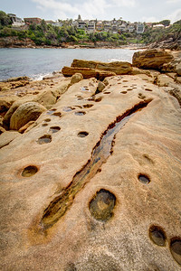 Rock Formations, Gordons Bay