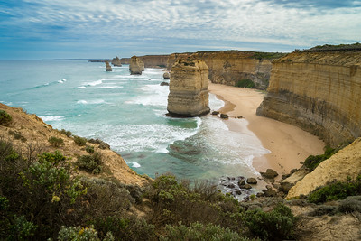 12 Apostles, Great Ocean Road, Victoria.