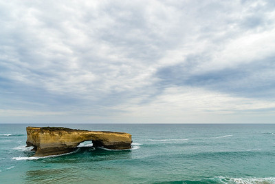 London Bridge formation, Great Ocean Road, Victoria.
