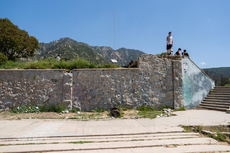 Ruins of Ecno Mountain House