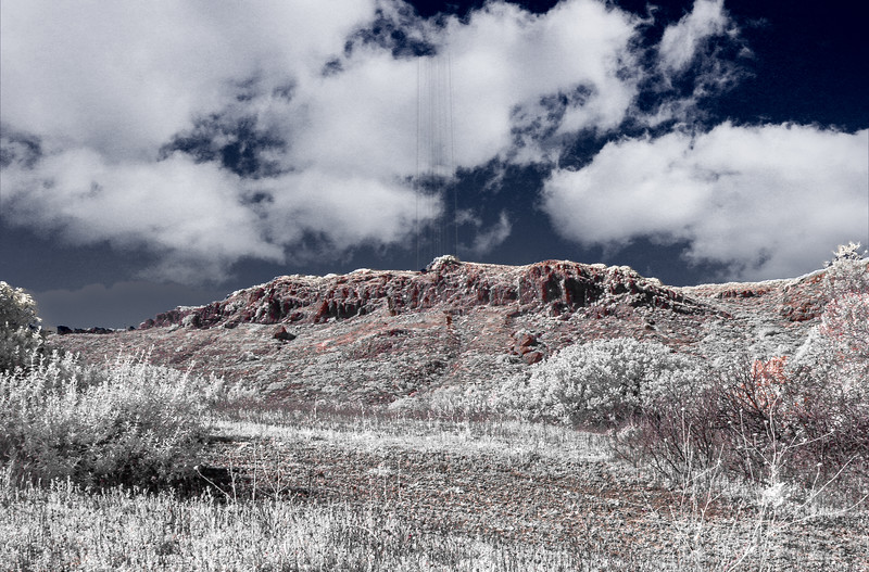 Montcleff ridge(IR with augmented sky)
