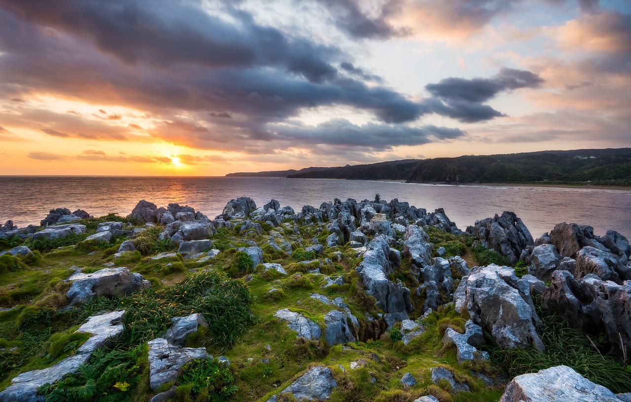 Cape Hedo Sunrise