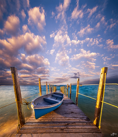Boat on the Pier