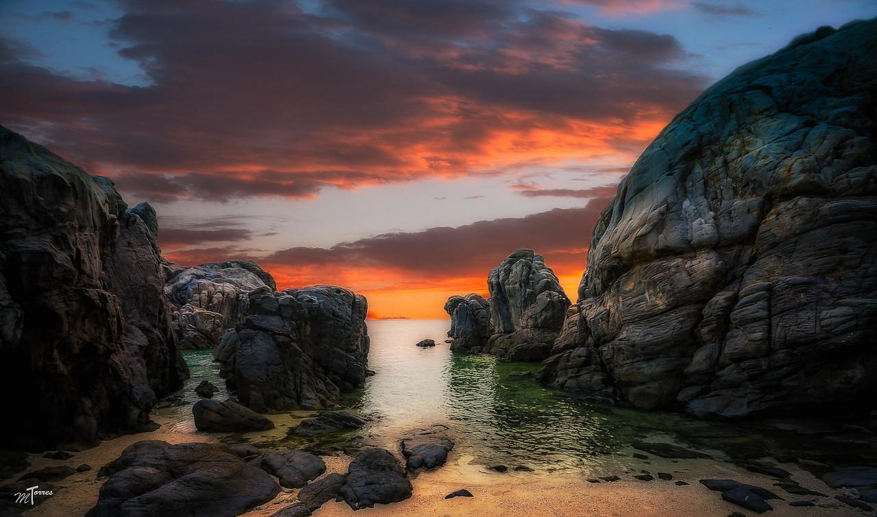 Karama Island Hidden Cove