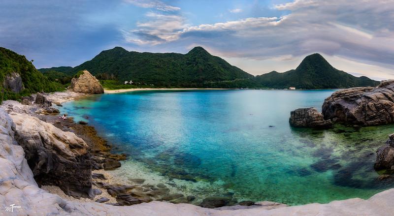 Aharien Beach - Tokashiki Island Karamas
