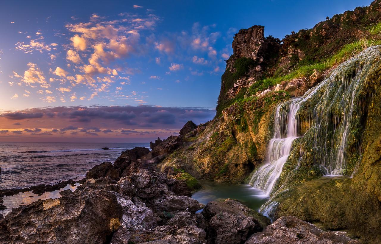 Southern Beach Falls