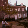 Gadsby's Tavern Back