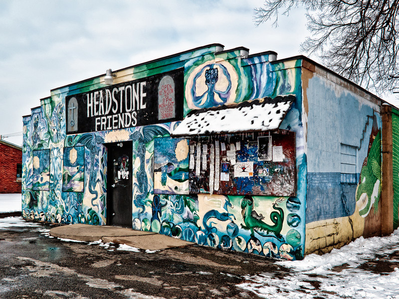 Head Shop<br /> Terre Haute, Indiana