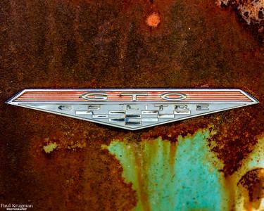 Pontiac GTO 6.5 Litre