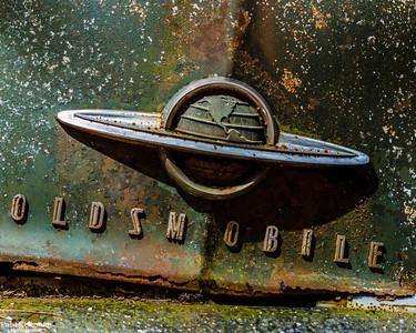 Oldsmobile Hood Emblem