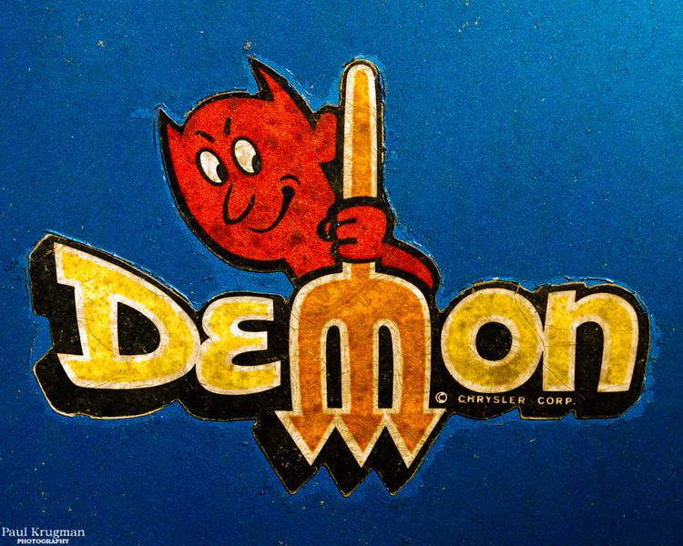 Dodge Dart Demon