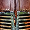 Buick Eight Hood Emblem