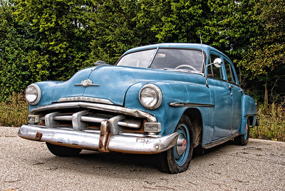 Old Cruiser 1951 Plymouth