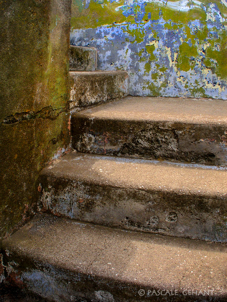 Stairs- Mendell Battery