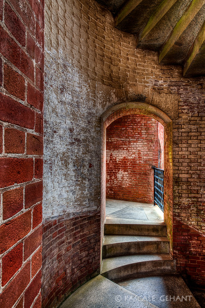 In the tower 1- Fort Point