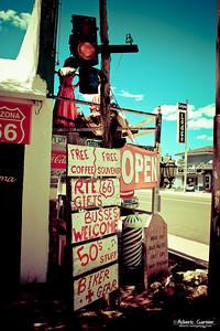 Road 66 - Shop