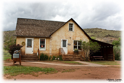 Gifford Farm-House (Capitol Reef NP, Utah)