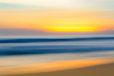 blurred sunset (1 of 2)