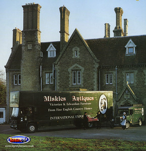Miskies Antiques Lorry