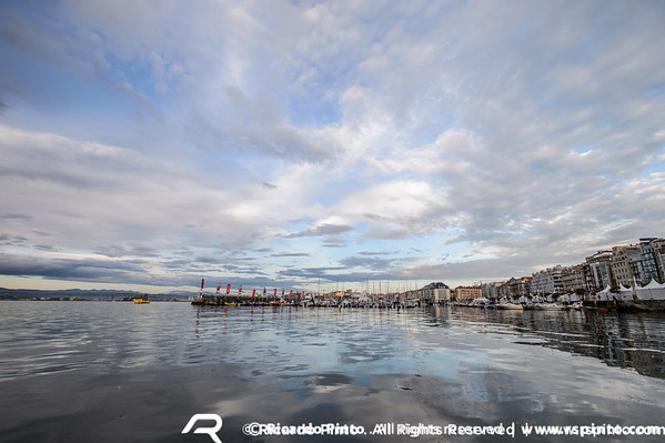 Day 4 of the Santander 2014 ISAF World Championships