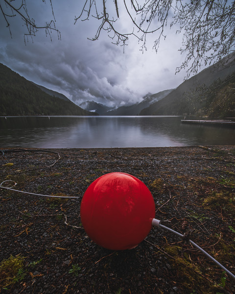 Lake Crescent Buoy