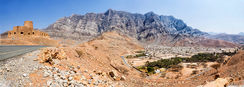 Musandam Panorama