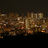The city of Honolulu as seen from Tantalus.