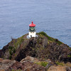 Makapu Lighthouse.