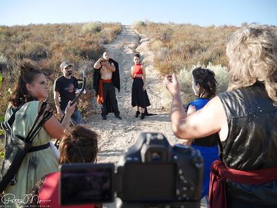 On Set Photography