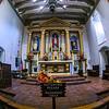 Mission San Buenoventura Alter-Ventura