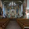 Mission chapel.