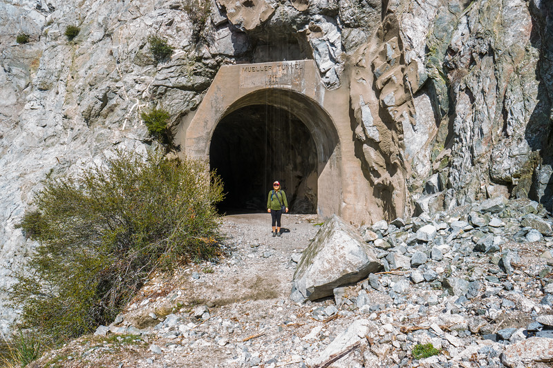 Mueller Tunnel.