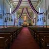 Chapel at Mission Santa Ines.