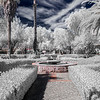 Mission courtyard(IR).
