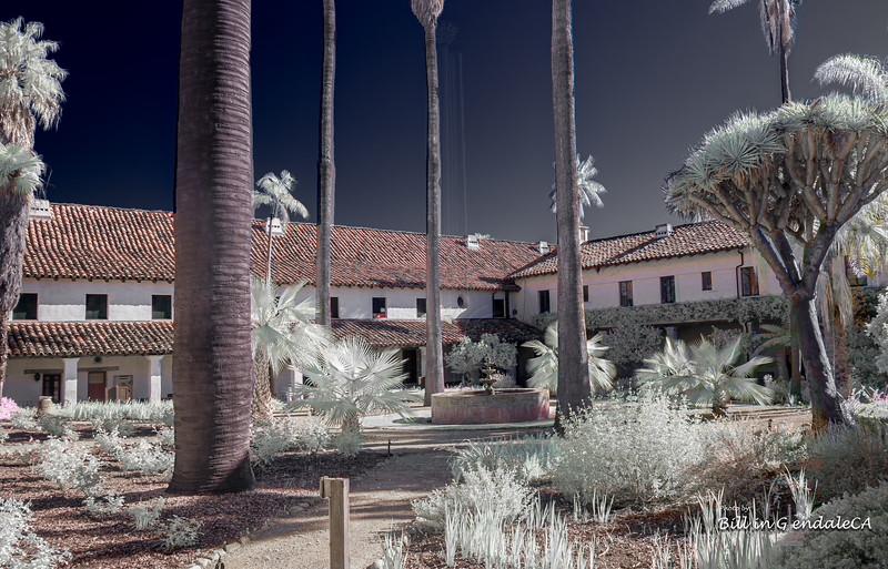 Inner courtyard(IR)