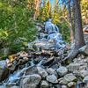 Waterfall at Whitney Portal