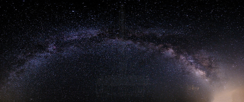 Milky Way Panorama.