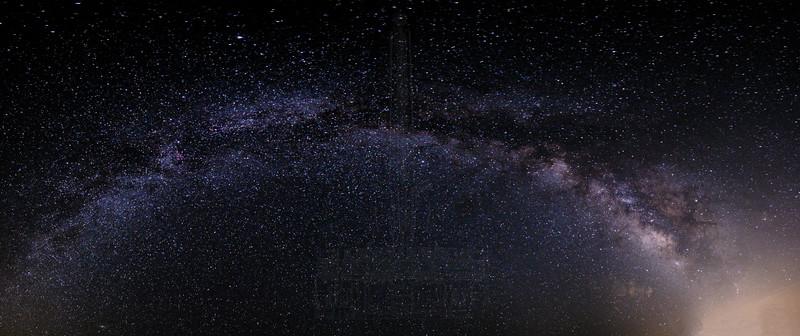 Milky Way Panorama.