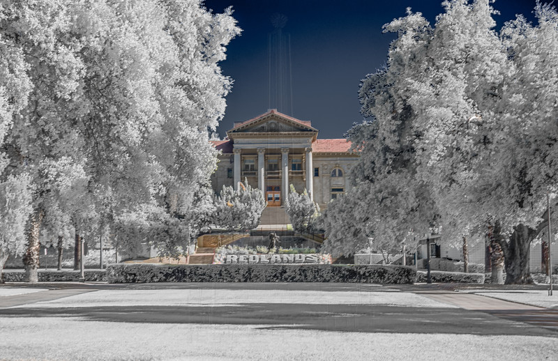 University of Redlands Administration Building(IR)