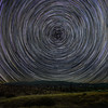 Star Trails, Lockwood Valley.