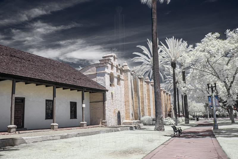 Mission San Gabriel(RI).