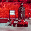 Korean Comfor Women Memorial.