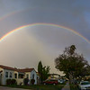 Double Rainbow in Glendale.