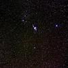Orion Nebula Complex.